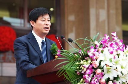 王玉春总裁发表了重要讲话,回顾25年的历程,展望未来的发展蓝图.
