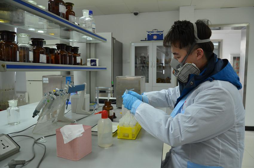 环境检测及监测检测(中国科学院广州化学研究所分析测试中心)